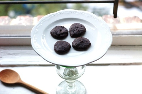 truffle cookie