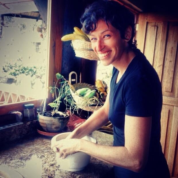 Baking en Cuenca Sarah