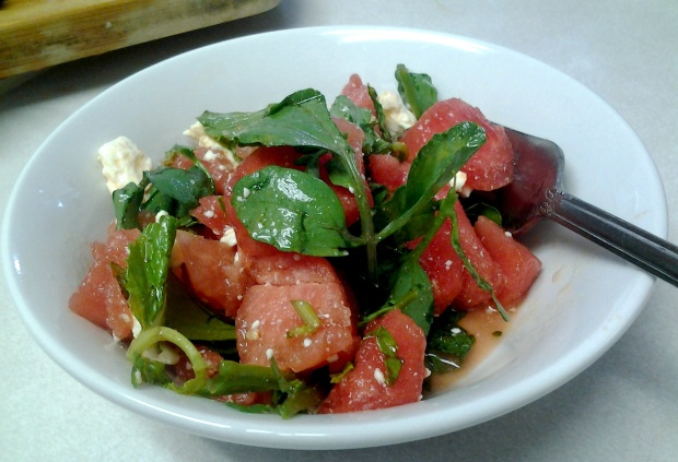 watermelonwatercresssalad