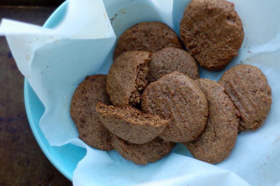 Molasses Cookies SpoonandApron 4