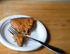 cranberry cake spoonandapron 4