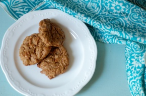 nut butter cookies 2