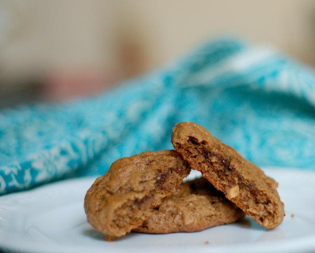 nutbutter cookies spoonandapron 1