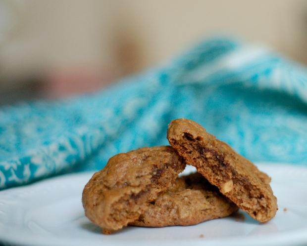 nutbutter cookies spoonandapron 1